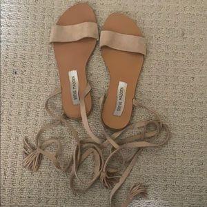 Steve Madden Wrap Sandals